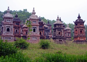 Field of Tombs